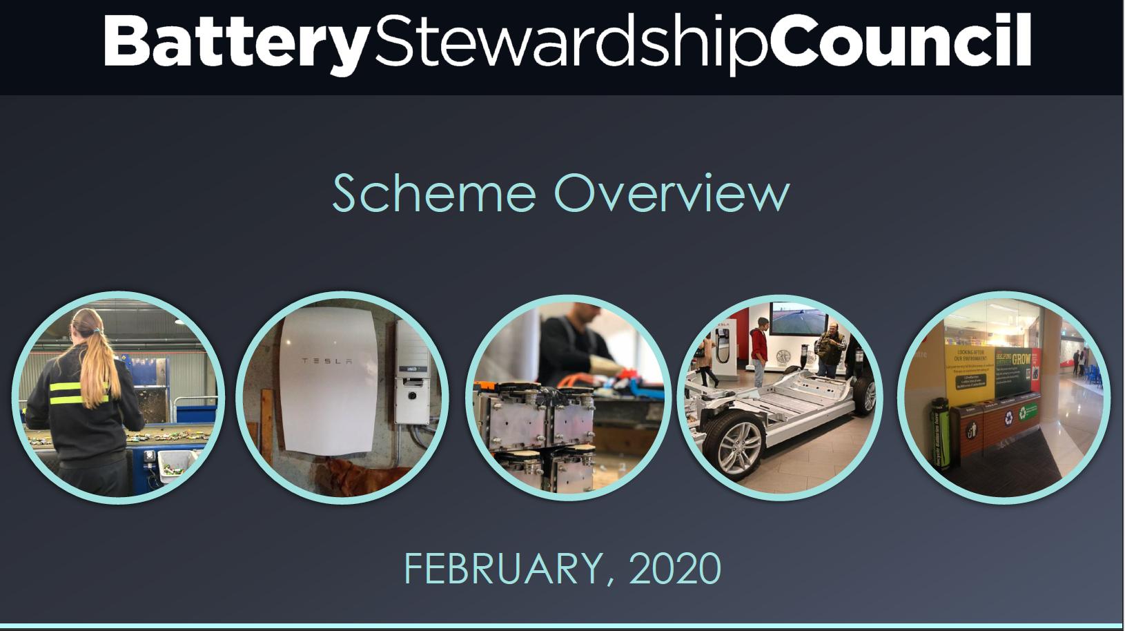 Overview of Scheme Design Feb 2020