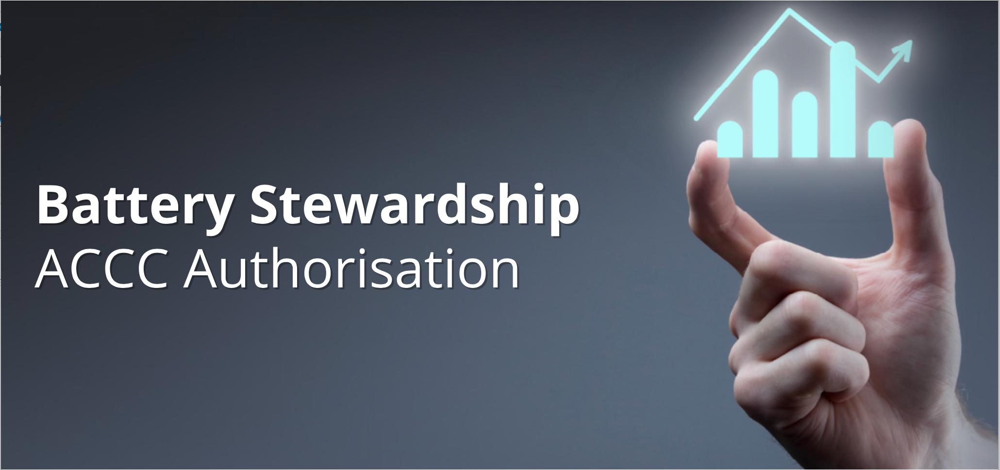 ACCC Authorisation Application