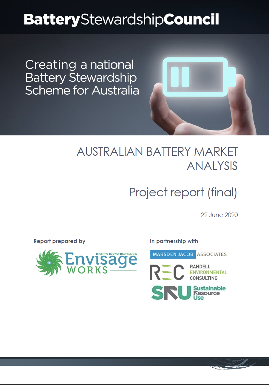 Australian Battery Market Analysis