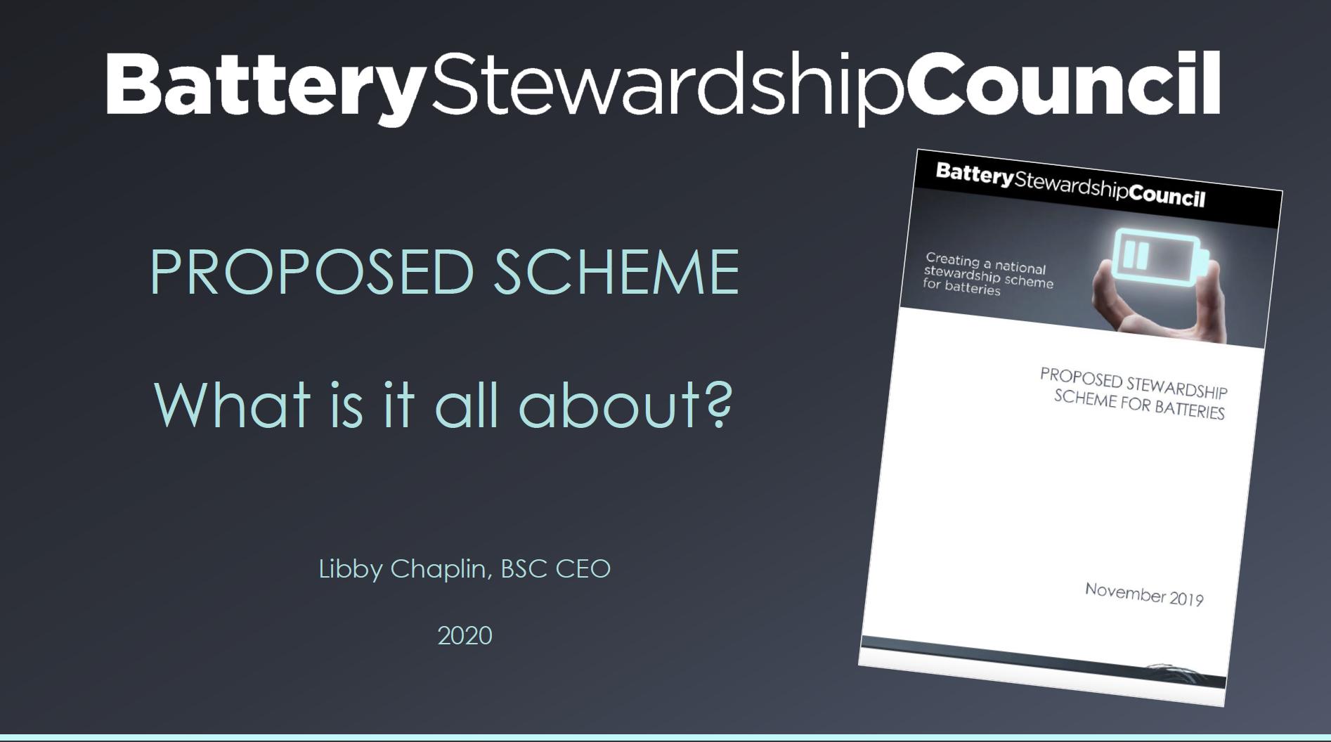 Overview of Scheme Design Sept 2020