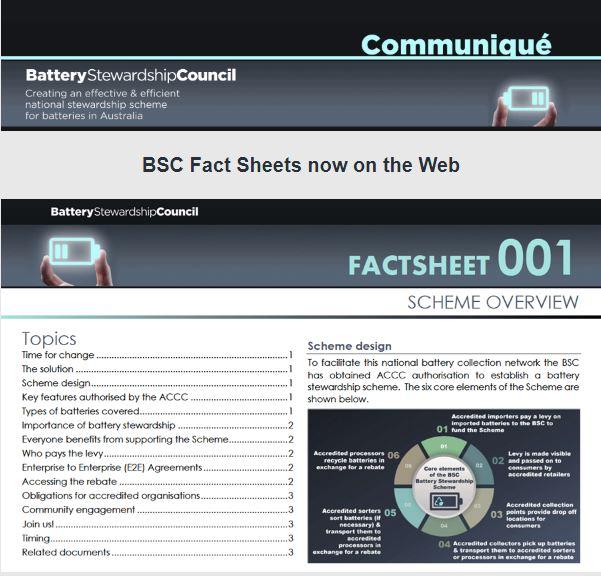 BSC Communique – February 2021
