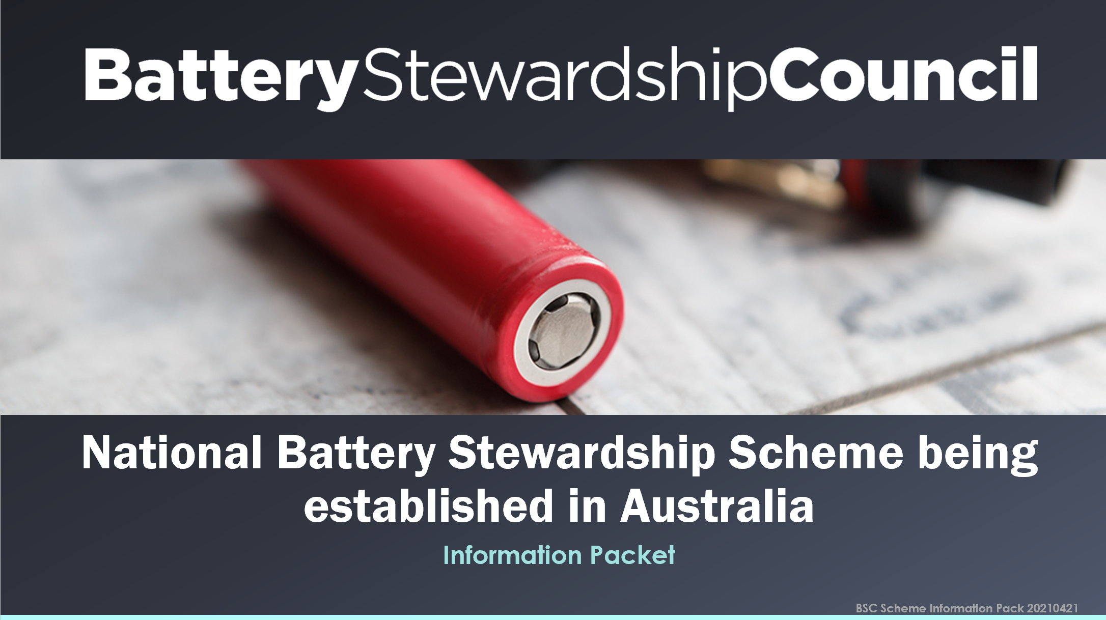 BSC Welcomes Government funding support for <strong>Battery Stewardship</strong> Scheme