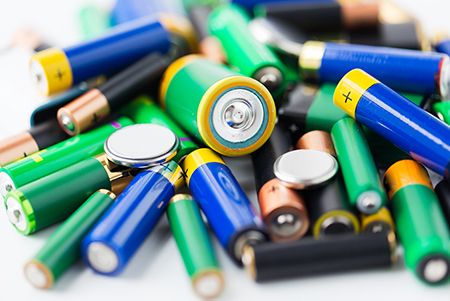 Morrison Government powering up household battery recycling