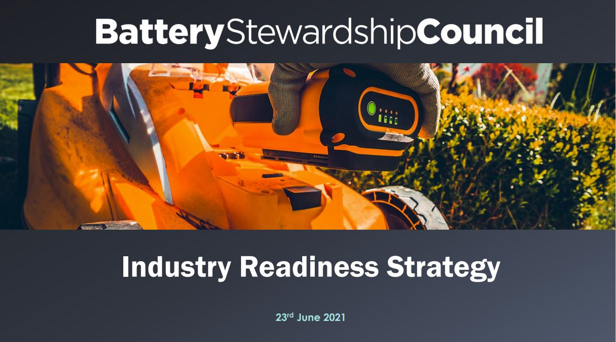BSC Industry Readiness Strategy