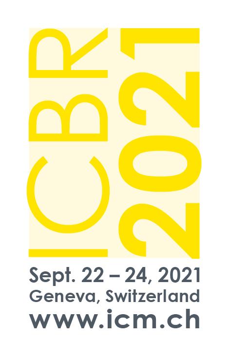 ICBR 2021: 22-24 September 2021